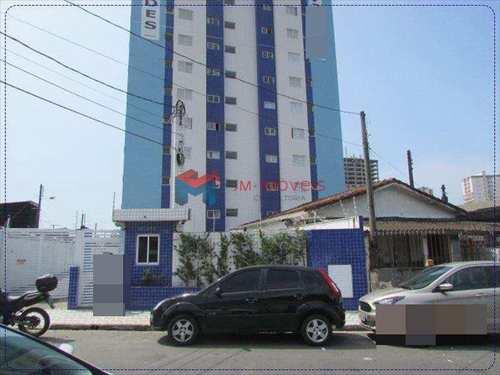 Apartamento, código 412228 em Praia Grande, bairro Caiçara