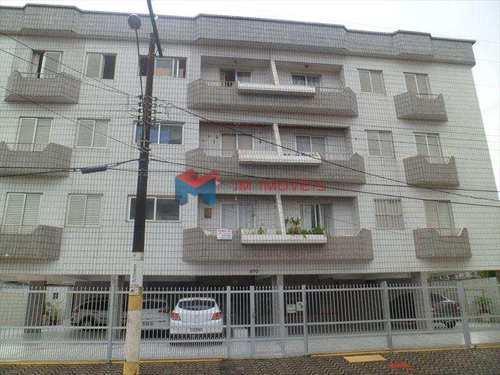 Apartamento, código 412236 em Praia Grande, bairro Real