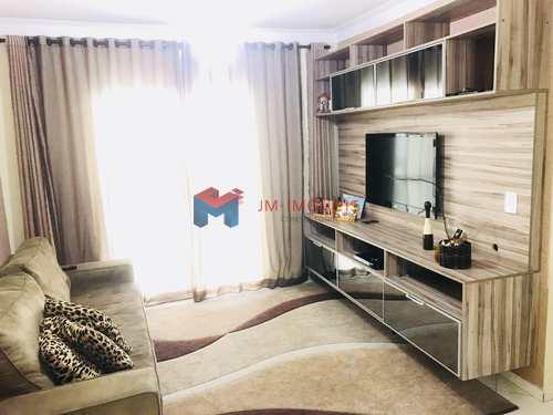 Apartamento, código 412252 em Praia Grande, bairro Caiçara