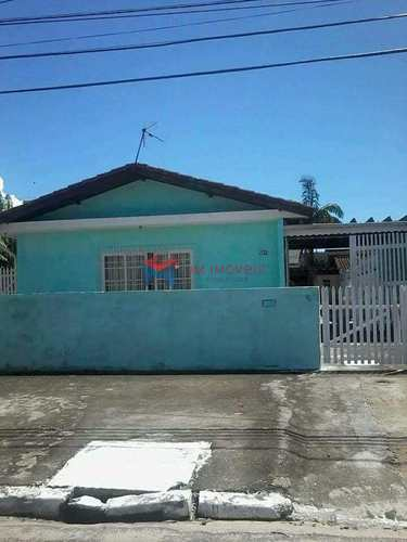 Casa, código 412267 em Praia Grande, bairro Caiçara
