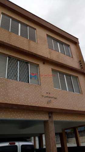 Apartamento, código 412268 em Praia Grande, bairro Real