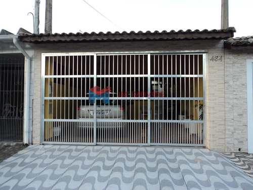 Casa, código 412271 em Praia Grande, bairro Caiçara