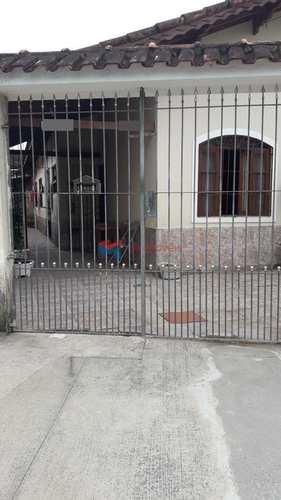 Casa, código 412272 em Praia Grande, bairro Caiçara