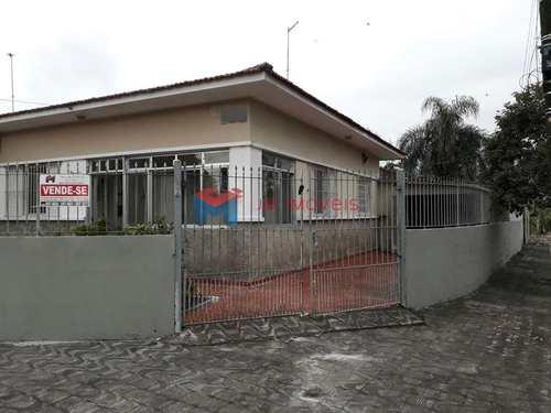Casa, código 412275 em Praia Grande, bairro Caiçara