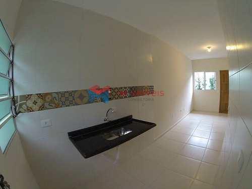 Casa de Condomínio, código 412276 em Praia Grande, bairro Cidade da Criança