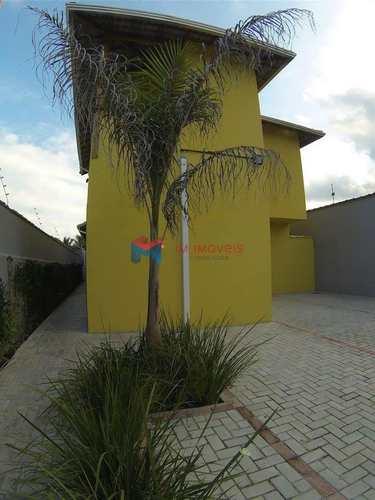 Casa de Condomínio, código 412277 em Praia Grande, bairro Cidade da Criança