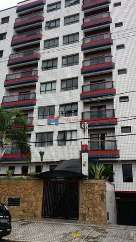 Apartamento, código 412289 em Praia Grande, bairro Caiçara