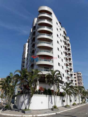 Apartamento, código 412291 em Praia Grande, bairro Caiçara
