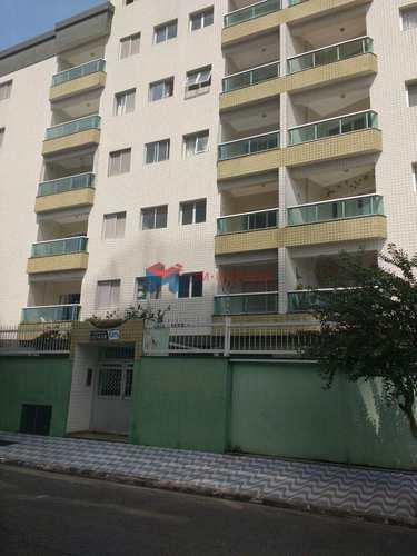 Apartamento, código 412295 em Praia Grande, bairro Caiçara