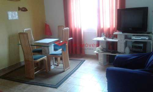 Apartamento, código 412298 em Praia Grande, bairro Caiçara