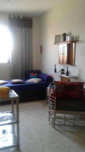 Kitnet, código 412303 em Praia Grande, bairro Mirim