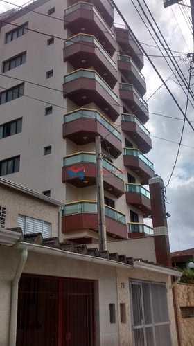 Apartamento, código 412316 em Praia Grande, bairro Caiçara