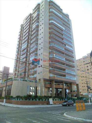 Apartamento, código 412324 em Praia Grande, bairro Caiçara