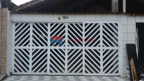Casa, código 412326 em Praia Grande, bairro Maracanã