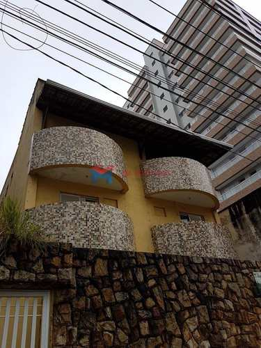 Sobrado, código 412332 em Praia Grande, bairro Canto do Forte