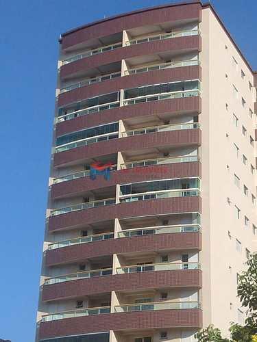 Apartamento, código 412338 em Praia Grande, bairro Caiçara
