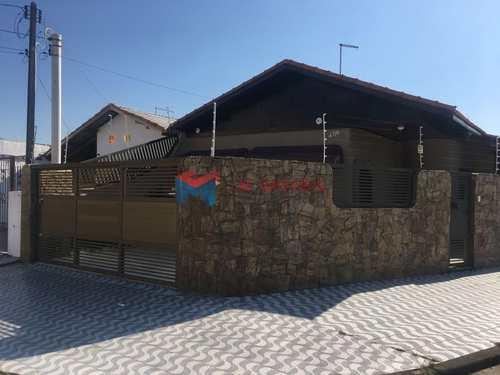 Casa, código 412341 em Praia Grande, bairro Caiçara