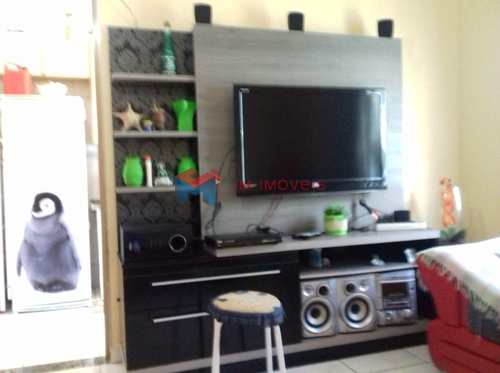 Kitnet, código 412342 em Praia Grande, bairro Caiçara