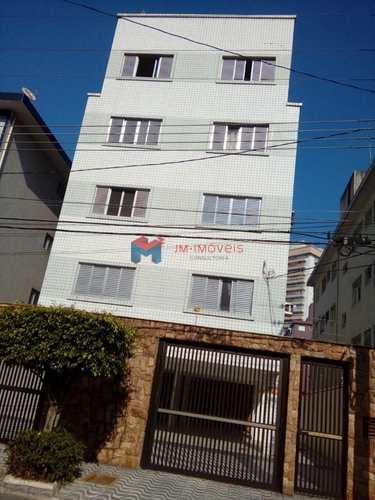 Apartamento, código 412359 em Praia Grande, bairro Guilhermina