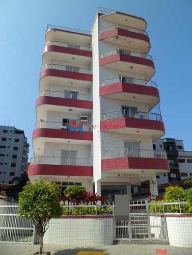 Apartamento, código 412365 em Praia Grande, bairro Caiçara