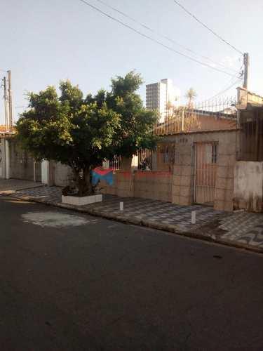 Casa, código 412366 em Praia Grande, bairro Caiçara