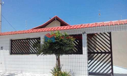 Casa, código 412367 em Praia Grande, bairro Caiçara
