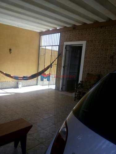 Casa, código 412368 em Praia Grande, bairro Caiçara