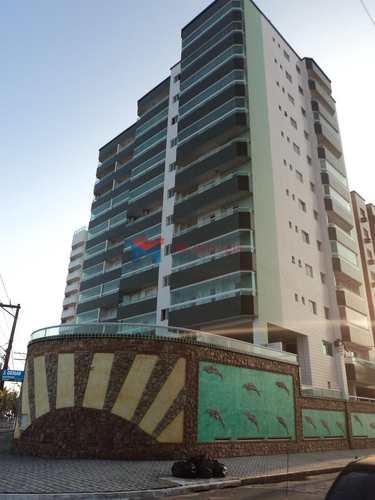 Apartamento, código 412375 em Praia Grande, bairro Caiçara