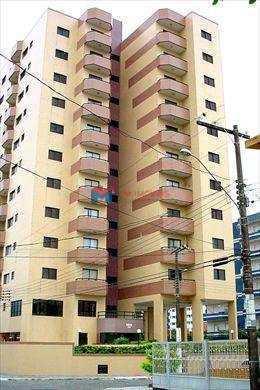 Apartamento, código 412381 em Praia Grande, bairro Caiçara