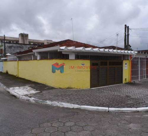 Casa, código 412391 em Praia Grande, bairro Mirim