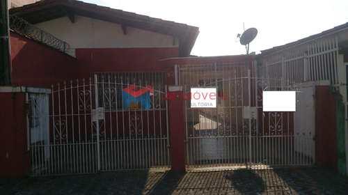 Casa, código 412397 em Praia Grande, bairro Caiçara