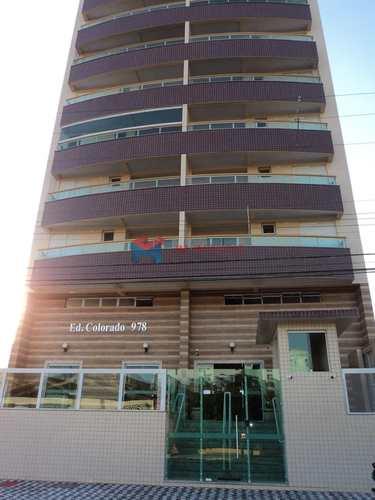 Apartamento, código 412416 em Praia Grande, bairro Caiçara