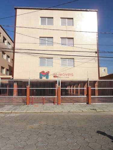 Apartamento, código 412419 em Praia Grande, bairro Guilhermina