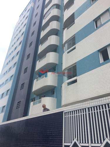 Apartamento, código 412422 em Praia Grande, bairro Guilhermina