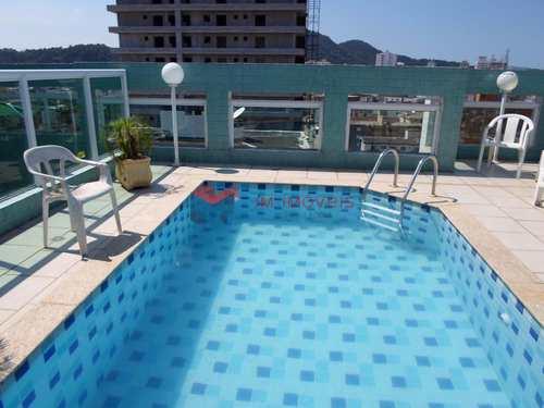 Apartamento, código 412423 em Praia Grande, bairro Boqueirão