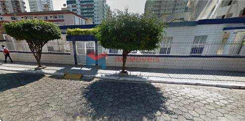 Kitnet, código 412428 em Praia Grande, bairro Canto do Forte