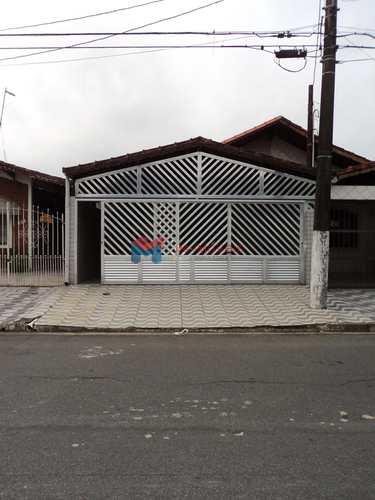 Casa, código 412432 em Praia Grande, bairro Caiçara
