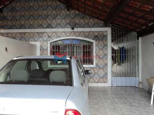 Casa, código 412436 em Praia Grande, bairro Caiçara