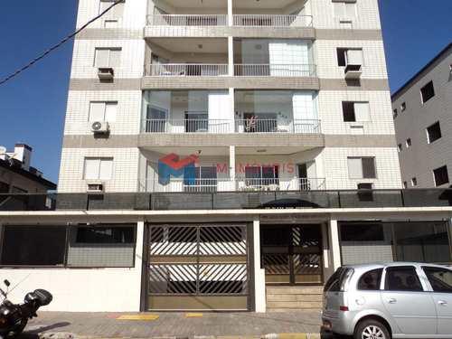 Apartamento, código 412437 em Praia Grande, bairro Guilhermina