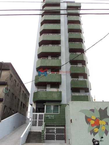 Apartamento, código 412446 em Praia Grande, bairro Caiçara