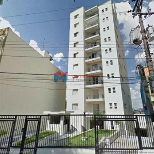 Apartamento, código 412454 em São Paulo, bairro Vila Deodoro
