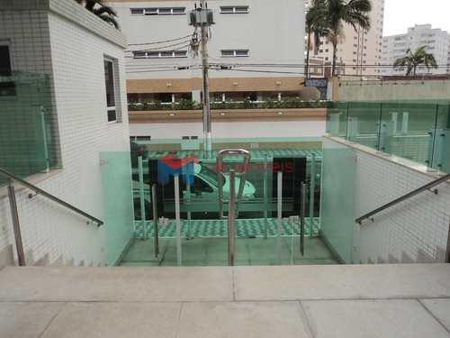 Apartamento, código 412459 em Praia Grande, bairro Caiçara