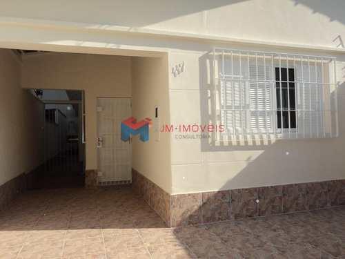 Casa, código 412464 em Praia Grande, bairro Canto do Forte