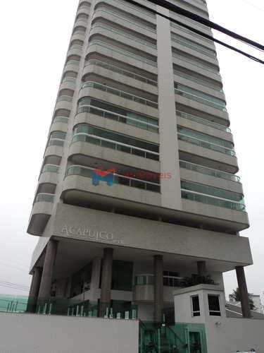 Apartamento, código 412477 em Praia Grande, bairro Caiçara