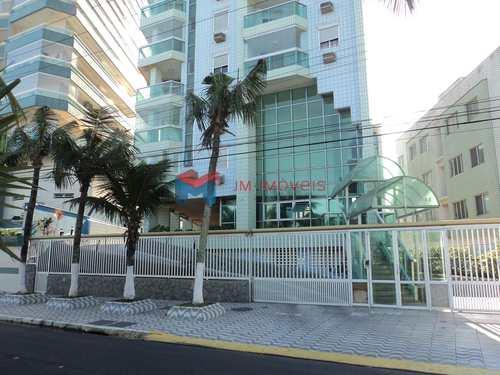 Apartamento, código 412486 em Praia Grande, bairro Caiçara
