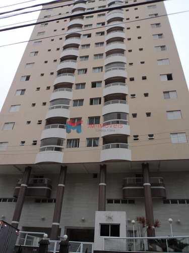 Apartamento, código 412491 em Praia Grande, bairro Caiçara