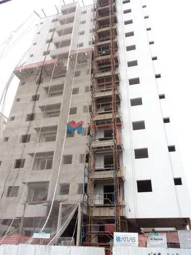 Apartamento, código 412496 em Praia Grande, bairro Ocian