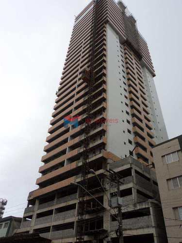 Apartamento, código 412525 em Praia Grande, bairro Guilhermina