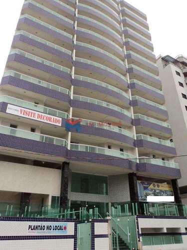 Apartamento, código 412544 em Praia Grande, bairro Caiçara