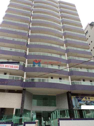 Apartamento, código 412549 em Praia Grande, bairro Caiçara